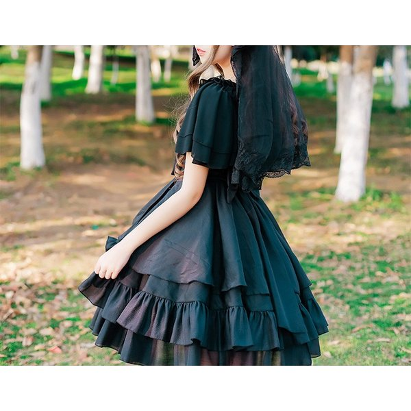 ロリータ ワンピース ロリータドレス ドレス|loliloli|04