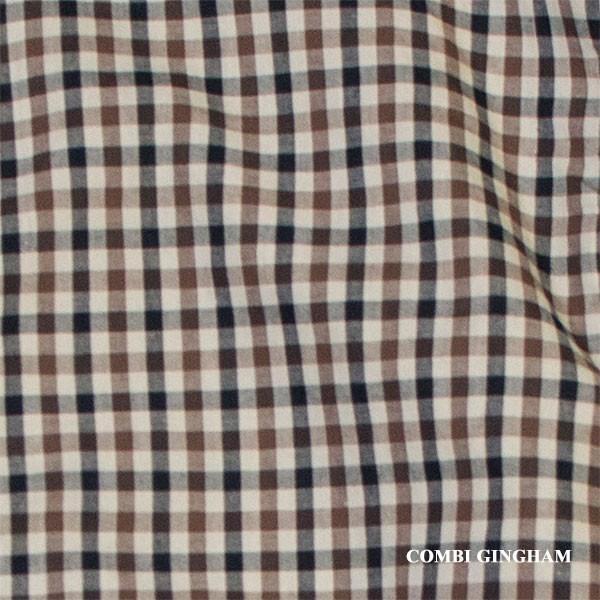 シャーリング ボタンダウンシャツ SHIRRING B.D SHIRT オーディエンス Audience メンズ|london-game|10