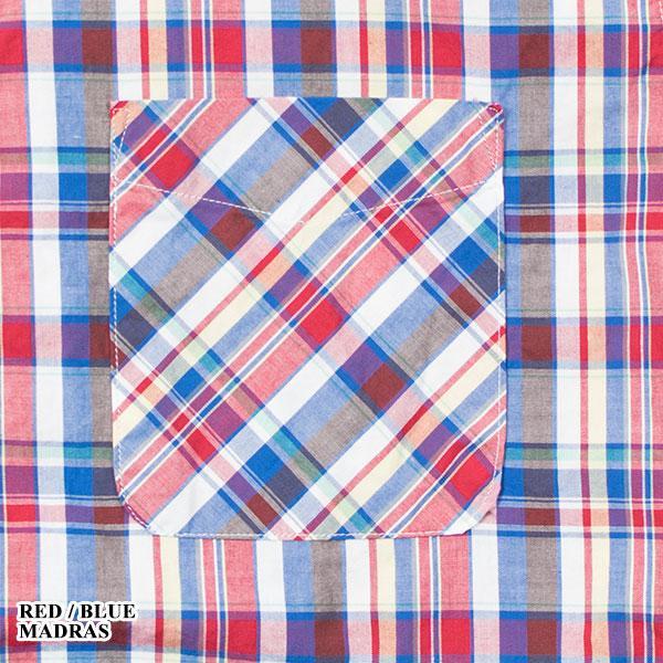 ワイドスプレッド 半袖 ボタンダウンシャツ WIDE SPREAD B.D SHIRT オーディエンス Audience メンズ|london-game|17