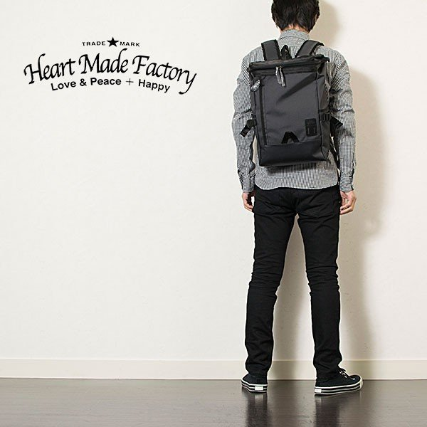 リュック バックパック BACK PACK HEART MADE FACTORY HARVEST|london-game|08