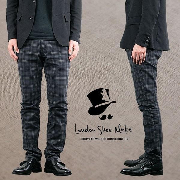 ダブルモンクストラップ 革靴 DOUBLE MONK STRAP LEATHER SHOE グッドイヤーウェルト製法 BLACK|london-game|07