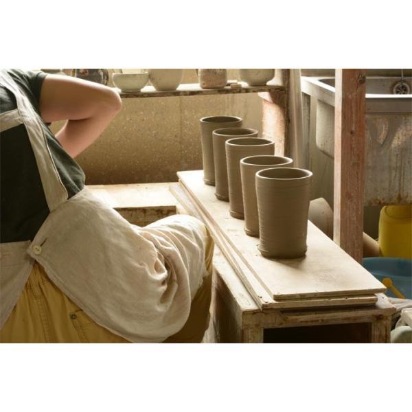 食器 和食器 パスタ カレー サラダ  おしゃれ お皿 皿 食器 プレート 陶器 美濃焼 可愛い 日本製 カレー皿&パスタ皿 24cm (ネイビー)|long-greenlabel|06