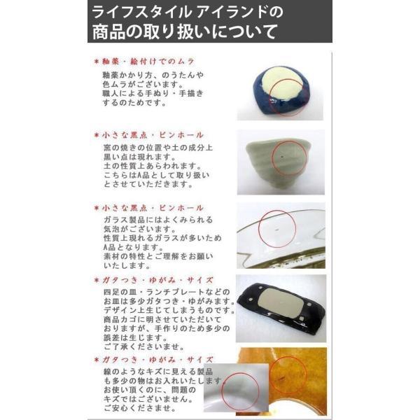 食器 和食器 パスタ カレー サラダ  おしゃれ お皿 皿 食器 プレート 陶器 美濃焼 可愛い 日本製 カレー皿&パスタ皿 24cm (ネイビー)|long-greenlabel|10