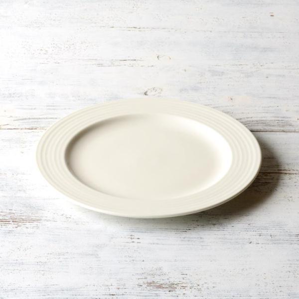 【在庫限り】 アウトレットセール 大皿 お皿 ディナー皿 パスタ皿 シンプル おしゃれ カフェ食器 日本製 美濃焼 5color プレート 23cm おうちごはん|long-greenlabel|05