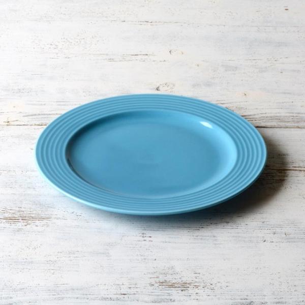 【在庫限り】 アウトレットセール 大皿 お皿 ディナー皿 パスタ皿 シンプル おしゃれ カフェ食器 日本製 美濃焼 5color プレート 23cm おうちごはん|long-greenlabel|06