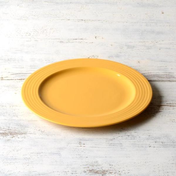 【在庫限り】 アウトレットセール 大皿 お皿 ディナー皿 パスタ皿 シンプル おしゃれ カフェ食器 日本製 美濃焼 5color プレート 23cm おうちごはん|long-greenlabel|08
