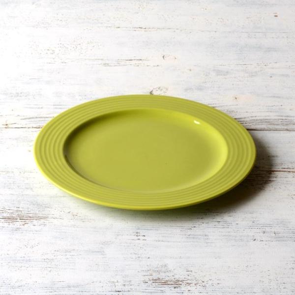 【在庫限り】 アウトレットセール 大皿 お皿 ディナー皿 パスタ皿 シンプル おしゃれ カフェ食器 日本製 美濃焼 5color プレート 23cm おうちごはん|long-greenlabel|09