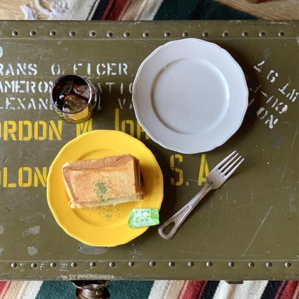 アウトレット 2color リム花プレート 19cm ケーキ皿 スイーツ皿 パン皿 取皿 プレート 洋食器 おしゃれ カフェ食器 日本製 美濃焼 おうちごはん|long-greenlabel|02
