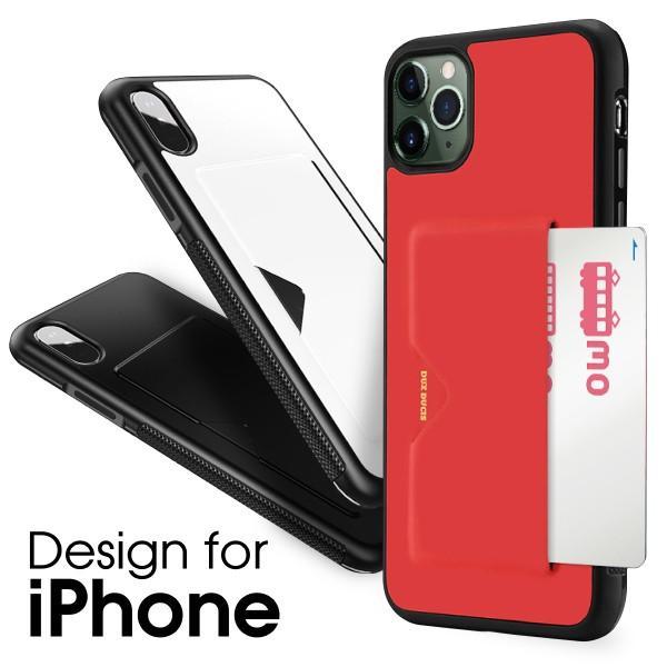 iPhone 11 Pro Max XR XS Max X 8 7 6 6s Plus ケース カード収納 嵌め込み 抜群の手触り感|looco-shop