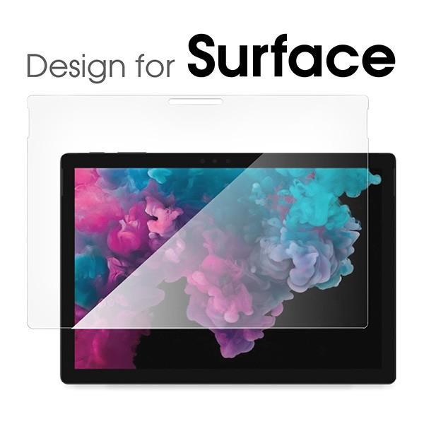 SurfaceGo2ガラスフィルムSurfacePro6液晶保護フィルムガラス保護ガラス9H強化ガラス0.3mmMicrosof