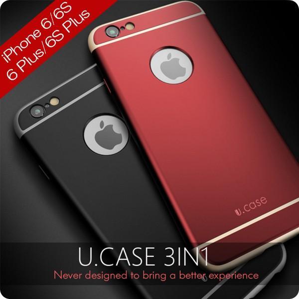 ucase 組み合わせ ストレートケース iphone 6 6s 6 plus 6s plus ハード