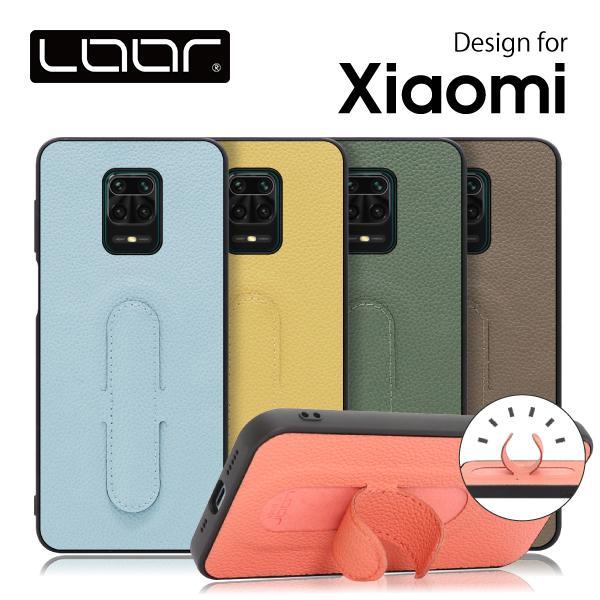LOOF Hold Stand Xiaomi 11T Pro Mi 11 Lite 5G Note 10 Pro Redmi Note 9T 9s 背面 ケース シャオミ スマホケース レッドミー カバー 本革 ストラップ スタンド