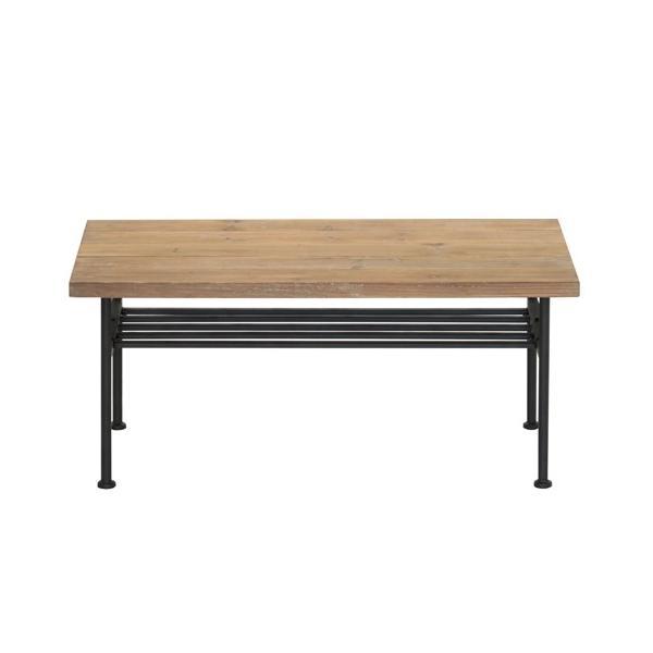 センターテーブル ローテーブル テーブル 机 つくえ 食事 食卓 北欧 北欧風 カントリー ビング 人気 木製 table コーヒーテーブル 82-624|lookit|02