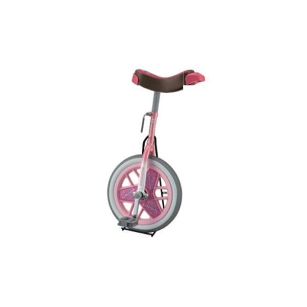 一輪車 14インチ ユニサイクル スポーツ 玩具 競技 幼稚園 小学校 学童 子ども用 パステルカラー 女の子 ブリヂストン 自転車 サイクル キッズ S-9102-05