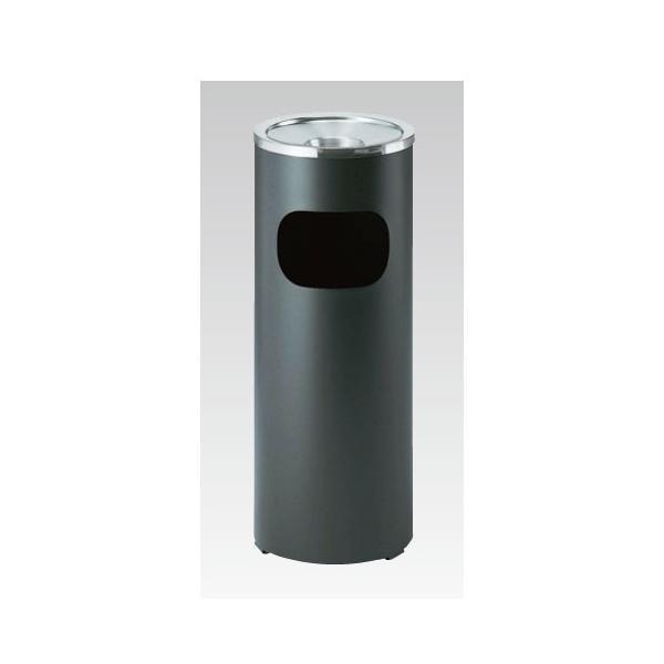 灰皿 スタンド灰皿 丸型 ごみ箱 ゴミ箱 YS-1300