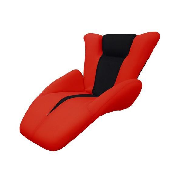マンボウソファ デルタマンボウ 送料無料 座椅子 1人用ソファ シングルソファ 1人用チェア 布製チェア フロアチェア リビング 居間 デルタマンボウ lookit 02