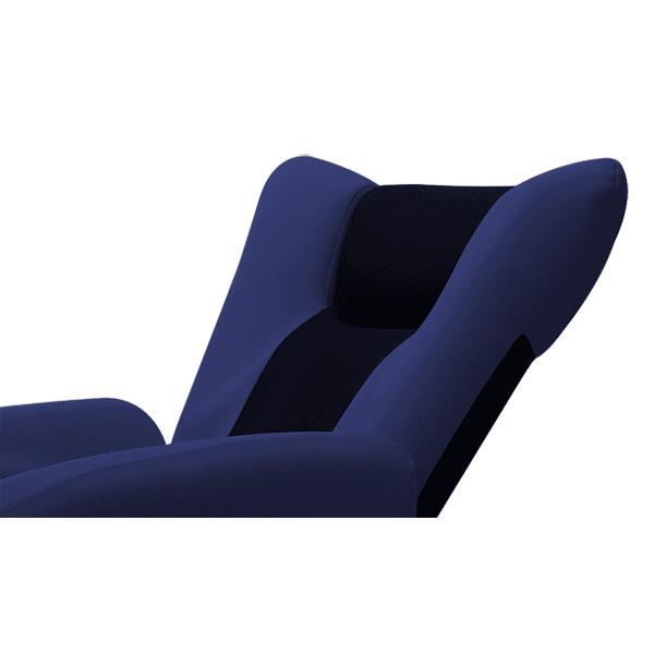マンボウソファ デルタマンボウ 送料無料 座椅子 1人用ソファ シングルソファ 1人用チェア 布製チェア フロアチェア リビング 居間 デルタマンボウ lookit 10