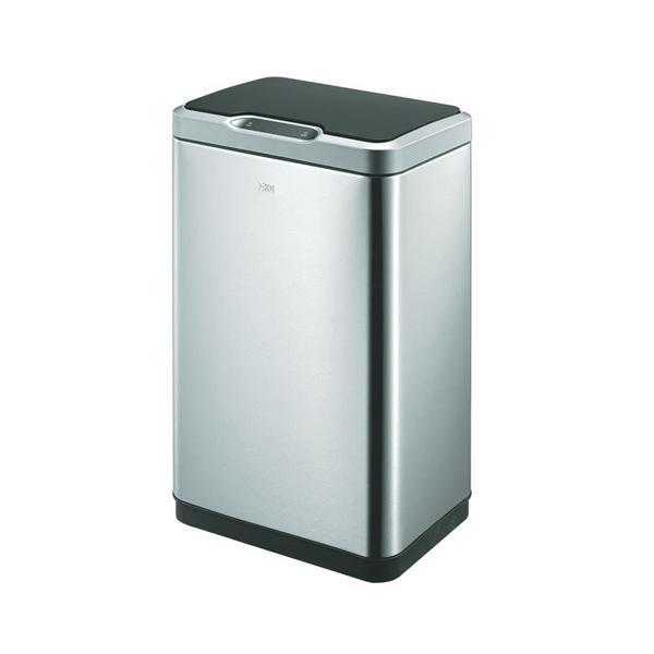ゴミ箱 30L センサー ふた付き 角型 ステンレス おしゃれ かっこいい ごみ箱 屑入れ ダストボックス キッチン カウンター 1年保証 送料無料 EK9278MT-30L