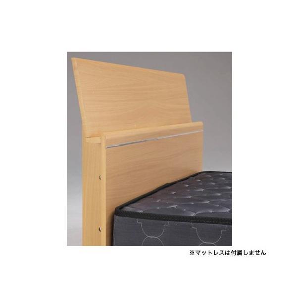 ベッドフレーム シングル 送料無料 ライト付きベッドフレーム 棚付きベッド 木製フレーム 収納付き グレイス Sベッドフレーム GRACE-BHS 【着日指定不可】|lookit|04