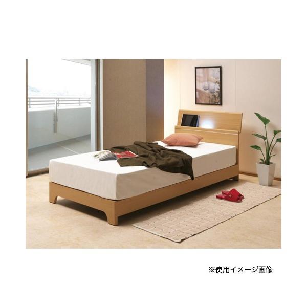 ベッドフレーム シングル 送料無料 シングルベッド シングルサイズ 木製ベッド コンセント付き ベッド ヴェゼル Sベッドフレーム VEZEL-BHS 【着日指定不可】|lookit|06