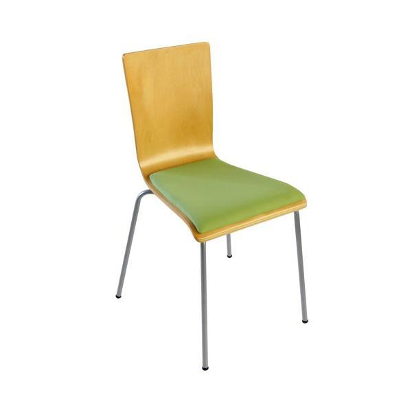 スタッキングチェア イス 椅子 チェア オフィス デスクチェア 積み重ね 省スペース コンパクト セミナー ミーティングチェア 木製 事務椅子 学習椅子 YTH1|lookit|02