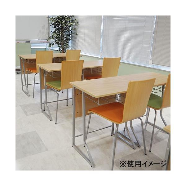 スタッキングチェア イス 椅子 チェア オフィス デスクチェア 積み重ね 省スペース コンパクト セミナー ミーティングチェア 木製 事務椅子 学習椅子 YTH1|lookit|12