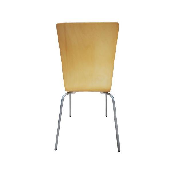 スタッキングチェア イス 椅子 チェア オフィス デスクチェア 積み重ね 省スペース コンパクト セミナー ミーティングチェア 木製 事務椅子 学習椅子 YTH1|lookit|05