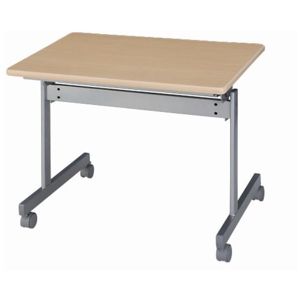 【法人限定】 折りたたみテーブル 平机 キャスター付き 学習机 ミーティングテーブル オフィスデスク 会議テーブル フォールディングテーブル セミナー KS-9060|lookit|02