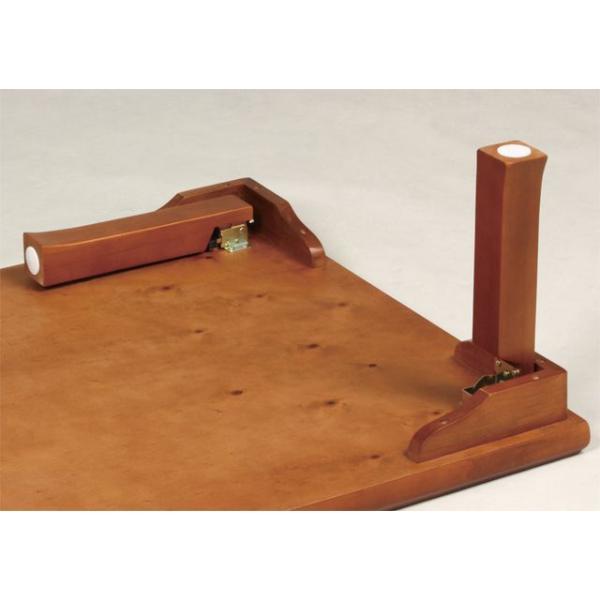 【2%OFFクーポン配布8/15〜8/20まで】座卓 テーブル 和風 四角 長方形 折りたたみ 折り畳み TWZ-C1845|lookit|02