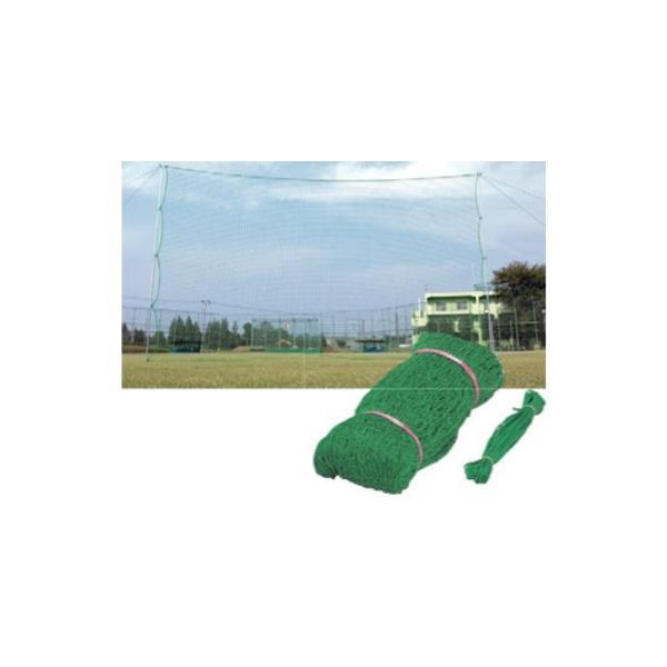 携帯バックネット 3m×9m ネットのみ バックネット ネット 野球 ソフトボール グラウンド設備 安全対策 スポーツ施設 校庭 グラウンド S-4729