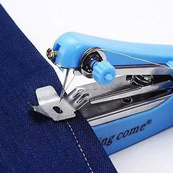 手の平サイズ ハンディ ミシン ポータブル 本体 携帯 ホッチキス式 裁縫セット 小学校 送料無料|lool-shop|05