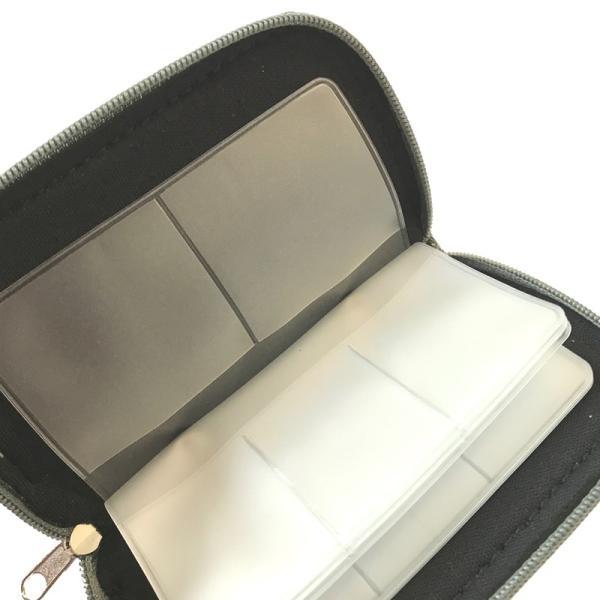 ポイント消化 SDカード ケース 大容量 収納ケース SDカードケース CF 4枚 SD 18枚 収納 メディアケース|lool-shop|03