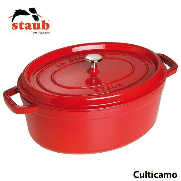 RoomClip商品情報 - ストウブ staub ピコ ココット オーバル 赤 31cm 103103 RST-48