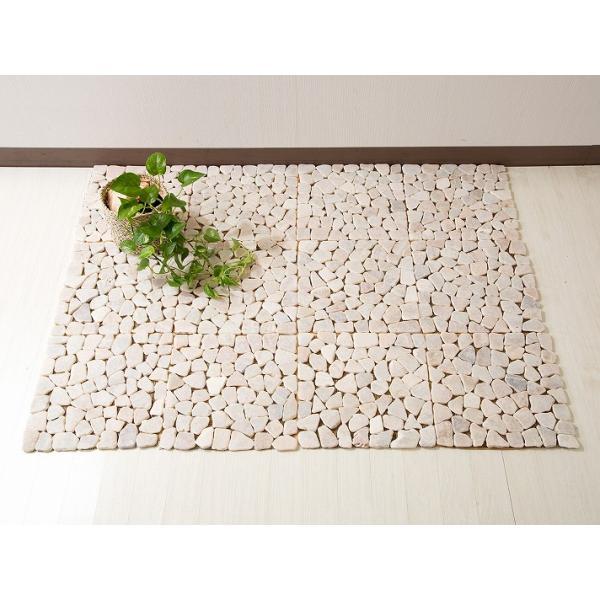 シート マット おしゃれ ストーン 石 天然石 ストーンマット インテリア アジアン アジアン家具 リゾート|loopsky|05