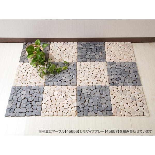 シート マット おしゃれ ストーン 石 天然石 ストーンマット インテリア アジアン アジアン家具 リゾート|loopsky|06