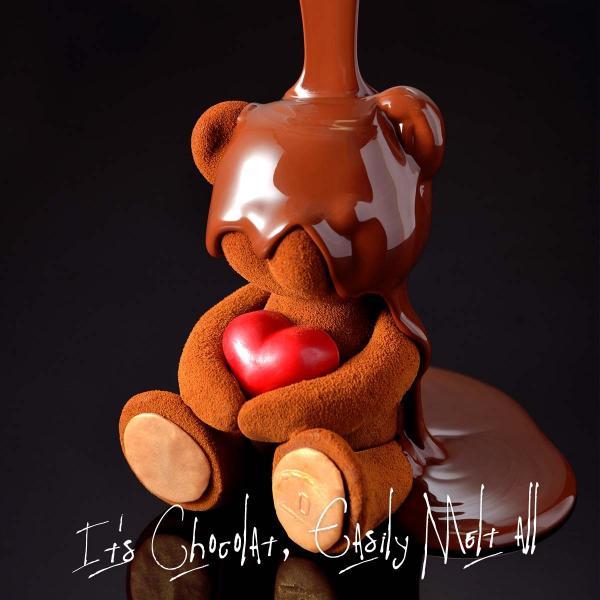 ホワイトデー white day 2018 チョコレート くまチョコ  ヌヌースショコラ 店頭でお渡し  配送不可|louangetokyo|05