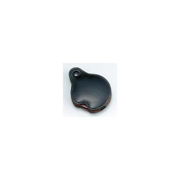 ルーペ ポケットルーペ 3123 3.5倍 45mm 携帯用虫眼鏡 本革製 池田レンズ
