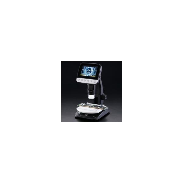光学顕微鏡 デジタル顕微鏡 LCDデジタルマイクロスコープ DIM-03 アルファーミラージュ TV出力対応 4〜40倍 マイクロスコープ USB 顕|loupe