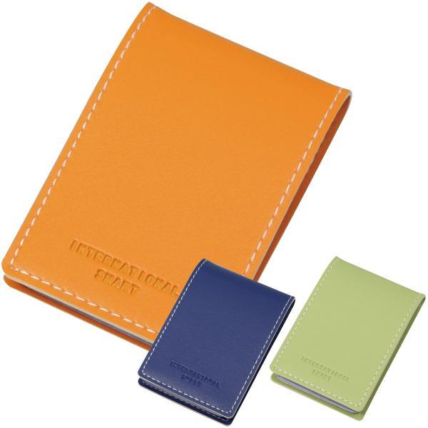 カラー ポイントカード ケース ボタン無 名刺入れ おしゃれ 安い 色は選べません カード 入れ 収納 整理