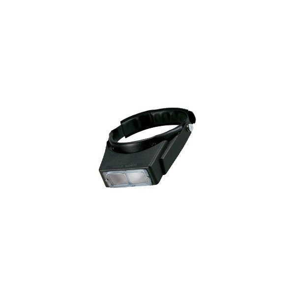 ヘッドルーペ 双眼 BM-100D 3.5倍 双眼ルーペ ヘッドバンド式 池田レンズ