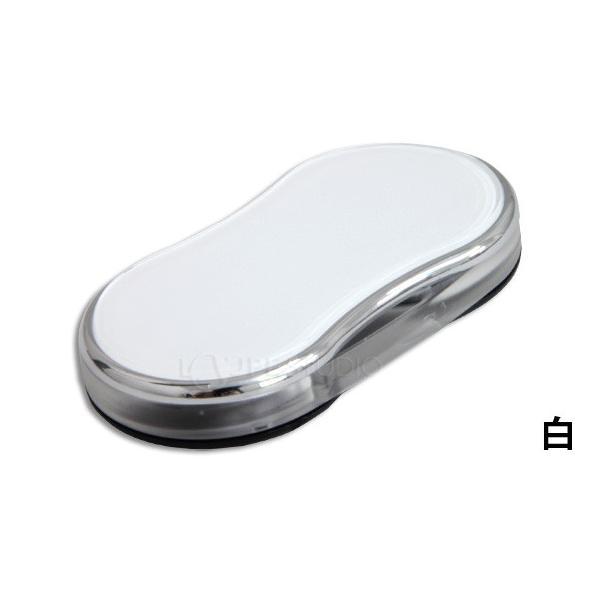 ルーペ LEDライト付き 携帯 スイングルーペ CLE-35P 無地 3.5倍 35mm ポケットルーペ スライドルーペ アウトレット|loupe|05
