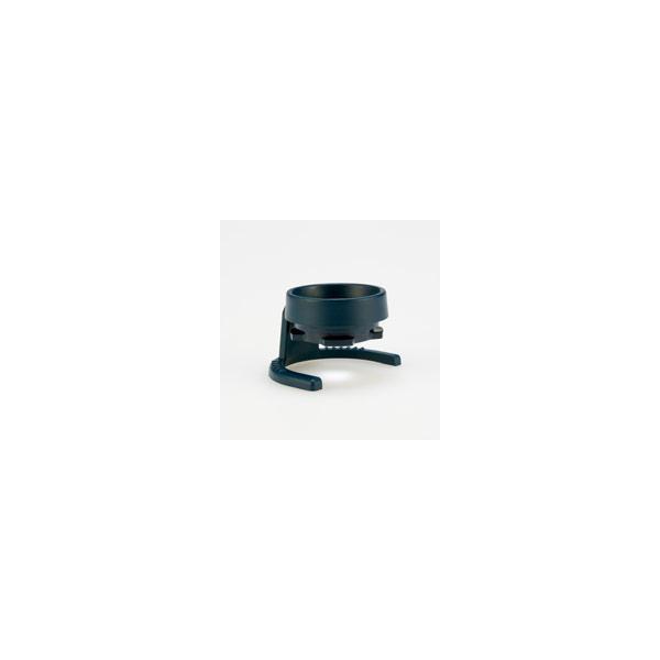 ルーペ スタンドルーペ 26mm 20倍 拡大鏡 スタンド式 コイル製 ルーペ スタンド|loupe