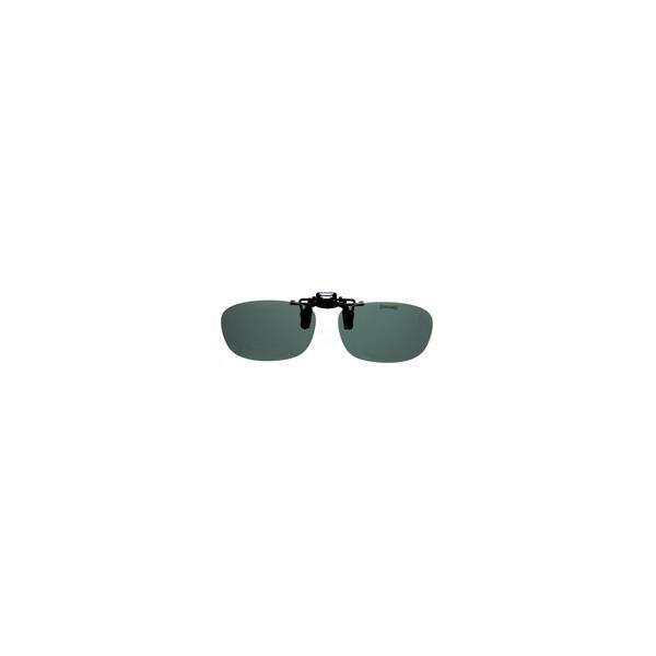 メンズ クリップオンサングラス 偏光サングラス クリップサングラス CP-9SM2 フリップアップ 偏光スモーク2 スポルディング 偏光グラス ゴ|loupe
