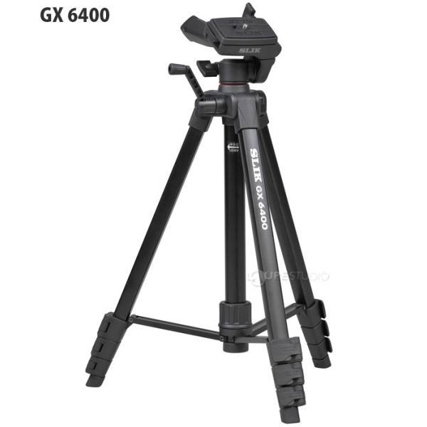 スリック 三脚 GX 6400 SLIK 一眼レフ コンパクト