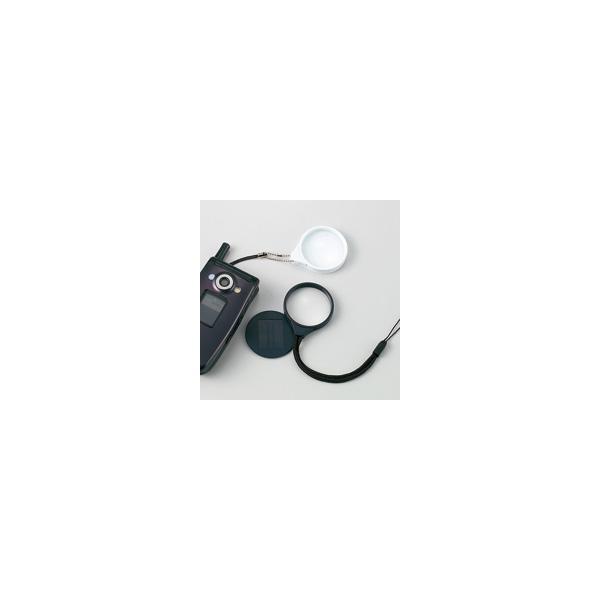 ルーペ 虫眼鏡 ルーペ ストラップ 携帯 ストラップルーペ KL-10 3倍 38mm ケータイ型|loupe