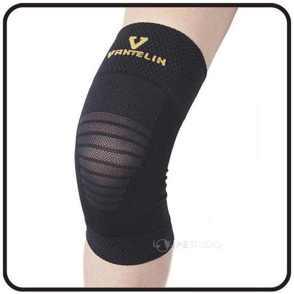バンテリン サポーター 膝 ひざ 1枚入り スポーツ M/L/LL 膝サポーター 膝あて 膝当て 左右兼用 おすすめ ブラック 変形性膝関節症 半月板|loupe|05