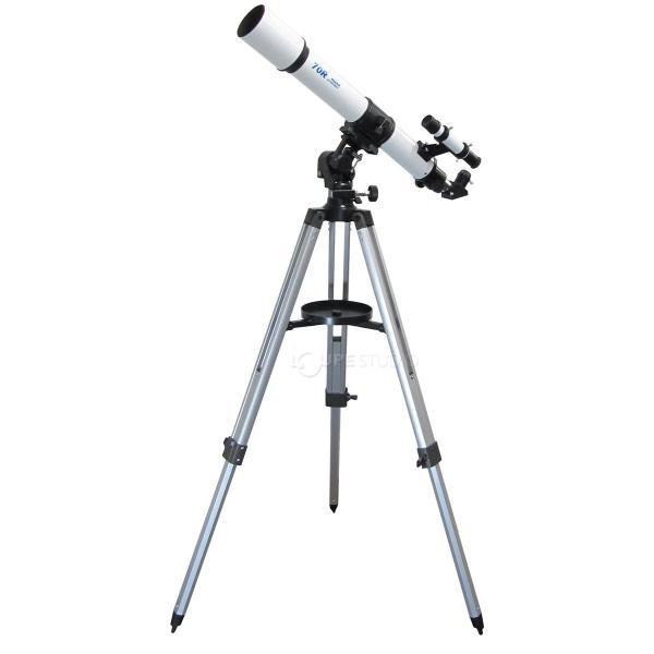 天体望遠鏡 スマホ 子供 初心者 MT-70R-S 35倍-154倍 70mm 小学生 屈折式|loupe|03