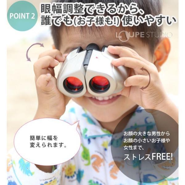 双眼鏡 10倍 ナシカ コンサート コンパクト 10×21CR-IR オペラグラス ライブ ドーム コンサート ライブ|loupe|04