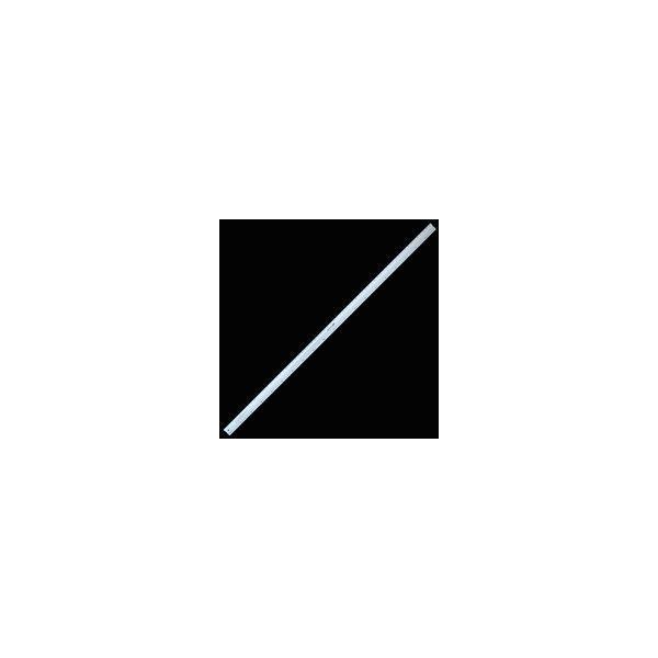 アルミカッター定規 カット師 2m 併用目盛 65091 定規 カッター定規 ステン鋼 シンワ測定
