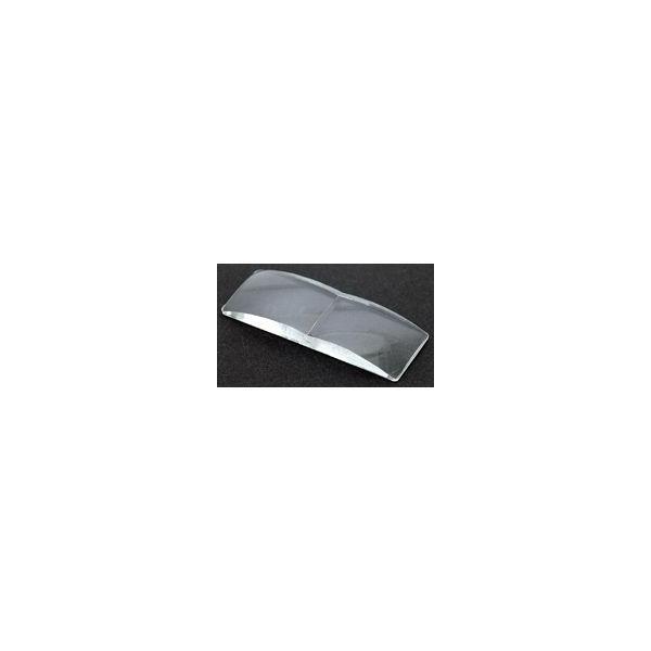 ヘッドルーペ 虫眼鏡 部品 交換レンズ 3.0倍 双眼ヘッドルーペW-2用 75652 シンワ測定